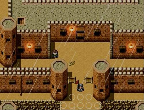 火山の要塞【ゲームブック風RPG】 00