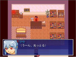 ドットアニメ町中探索ゲーム 続茜町物怪録04