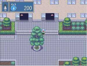 ドットアニメ町中探索ゲーム 続茜町物怪録07