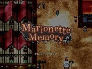 Marionette Memory01