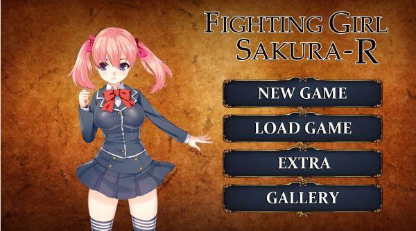 FIGHTING GIRL SAKURA-R01