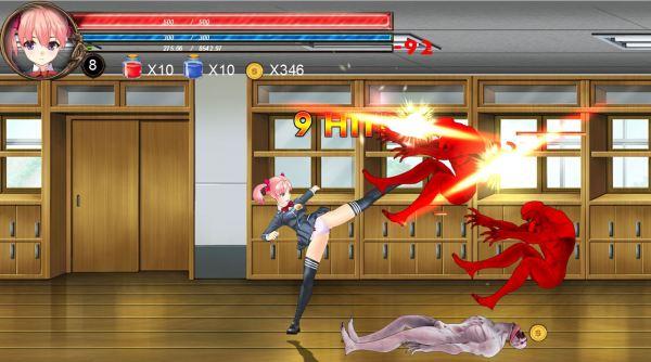 FIGHTING GIRL SAKURA-R04