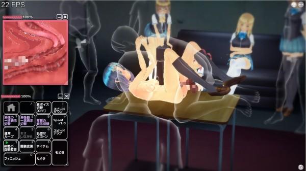 奉課後輪姦中毒01