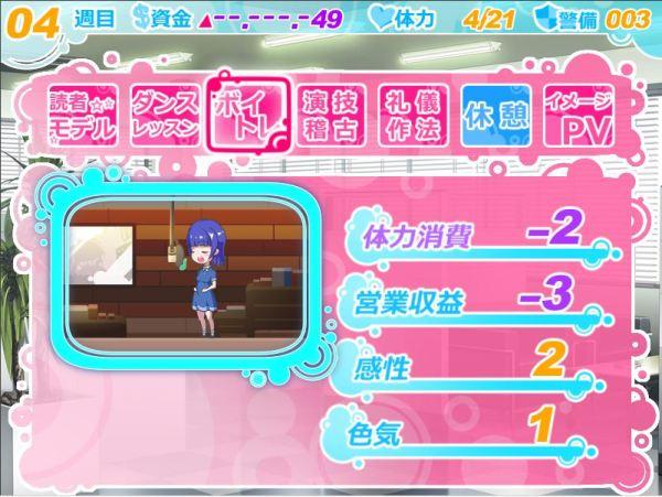 スポットライト☆シンデレラ01