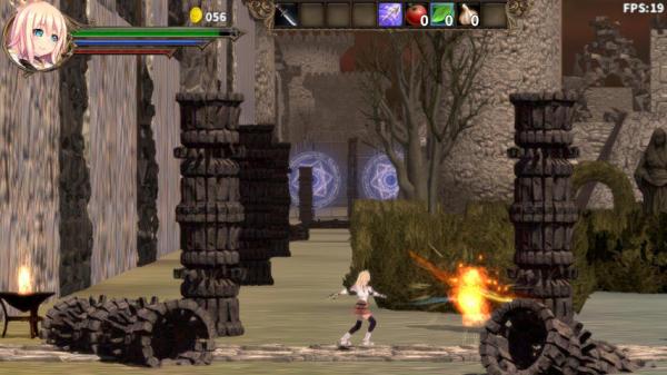 ロードナイトコンプレックス 魔城の姫騎士001