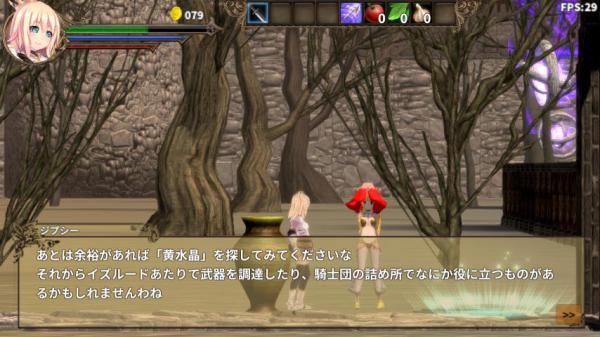 ロードナイトコンプレックス 魔城の姫騎士006