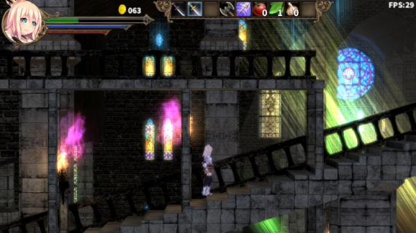 ロードナイトコンプレックス 魔城の姫騎士008