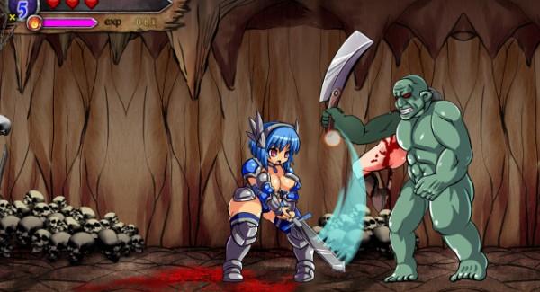 Sword Of Ryonasis ~キルシュと淫獄の迷宮~003